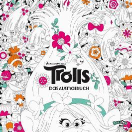 Trolls - Das Ausmalbuch