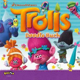Trolls - Das Doodle Buch
