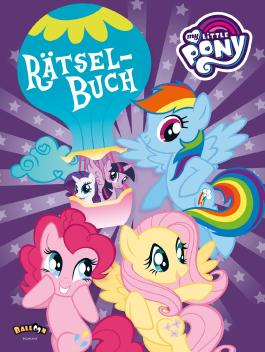 My Little Pony Rätselbuch