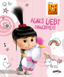 Ich einfach unverbesserlich 3 - Agnes liebt Einhörner