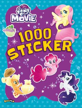My Little Pony - 1000 Sticker