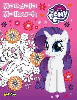 My little Pony - Mandala-Malbuch