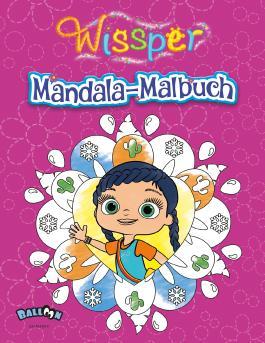 Wissper - Mandala-Malbuch