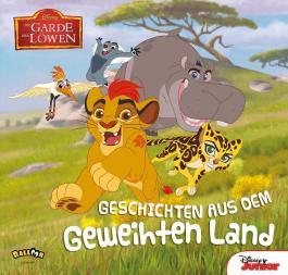 Die Garde der Löwen - Geschichten aus dem Geweihten Land
