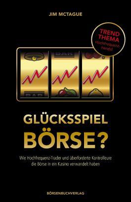 Glücksspiel Börse?