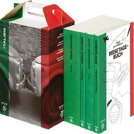 SZ Literaturkoffer Italien - Literatur für Ihren Urlaub