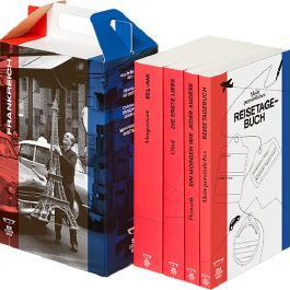 SZ Literaturkoffer Frankreich - Literatur für Ihren Urlaub
