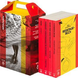 SZ Literaturkoffer Spanien - Literatur für Ihren Urlaub