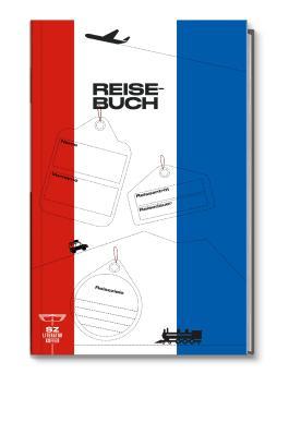 Reisebuch Frankreich - Ihr persönliches Reisetagebuch