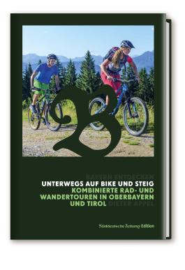 Unterwegs auf Bike und Steig