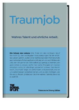 Traumjob - Wahres Talent und ehrliche Arbeit.
