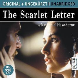 The Scarlet Letter, MP3-CD