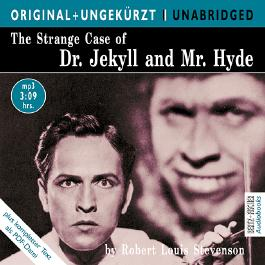 The Strange Case of Dr. Jekyll and Mr. Hyde, 1 MP3-CD