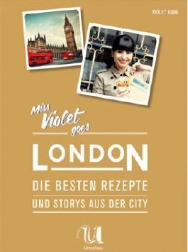 Miss Violet goes London