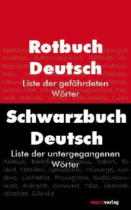 Rotbuch Deutsch Schwarzbuch Deutsch