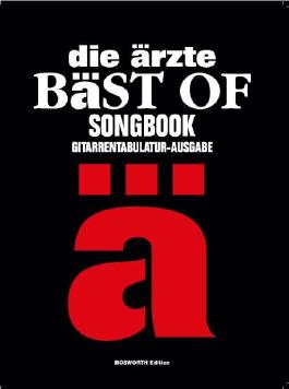 """Bäst Of"" Songbook, Gitarrentabulatur-Ausgabe"
