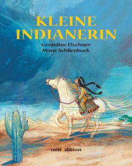 Kleine Indianerin