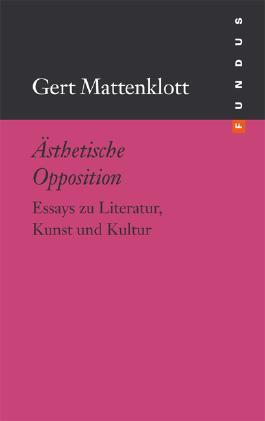 Ästhetische Opposition