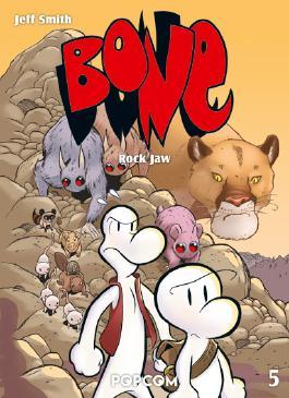 Bone 05 - Rock Jaw, Gebieter über die Östliche Grenze