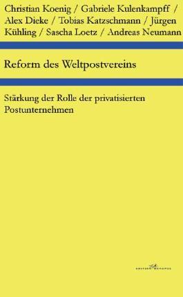 Reform des Weltpostvereins