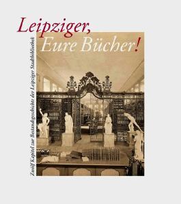 Leipziger, Eure Bücher!