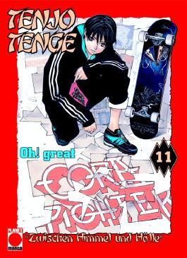 Tenjo Tenge. Bd.11