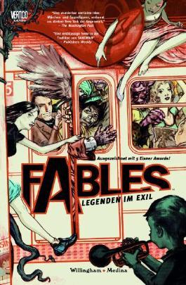 Fables, Legenden im Exil