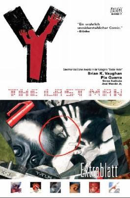 Y - The Last Man 7: Extrablatt