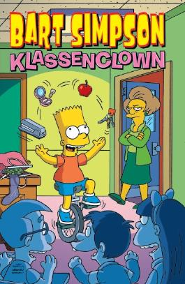 Bart Simpson Comic
