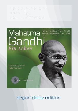 Mahatma Gandhi (DAISY Edition)