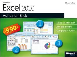 Microsoft Excel 2010 auf einen Blick