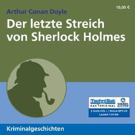 Der letzte Streich von Sherlock Holmes