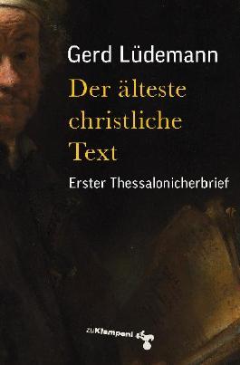 Der älteste christliche Text