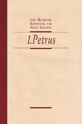 Kommentar zum Neuen Testament - 1. Petrus