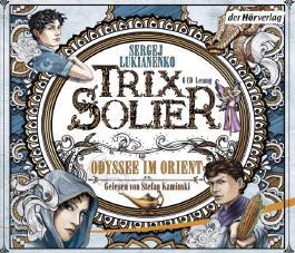 Trix Solier, Odyssee im Orient
