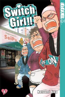 Switch Girl !! 04