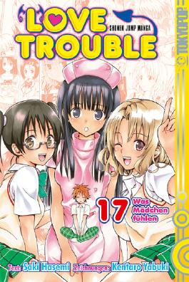 Love Trouble 17