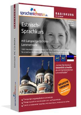 Sprachenlernen24 Estnisch-Basis-Sprachkurs