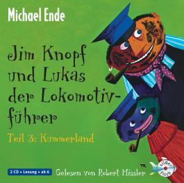 Jim Knopf und Lukas der Lokomotivführer - Teil 3: Kummerland