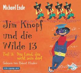 Jim Knopf und die Wilde 13 - Teil 3: Das Land, das nicht sein darf