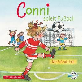 Conni spielt Fußball