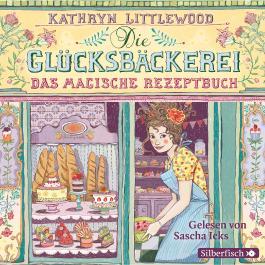 Die Glücksbäckerei, Das magische Rezeptbuch