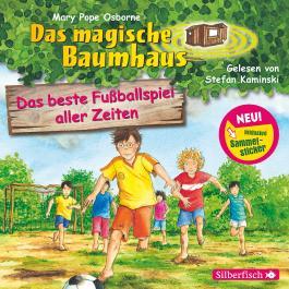Das magische Baumhaus - Das beste Fußballspiel aller Zeiten