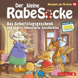 Der kleine Rabe Socke - Das Geburtstagsgeschenk und andere rabenstarke Geschichten