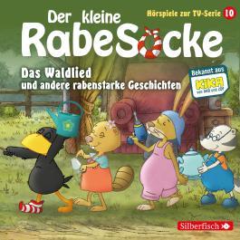 Der kleine Rabe Socke - Das Hofturnier und andere rabenstarke Geschichten
