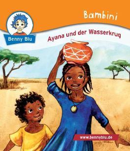 Bambini Ayana und der Wasserkrug