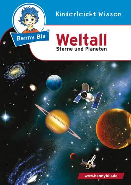 Benny Blu - Weltall: Sterne und Planeten