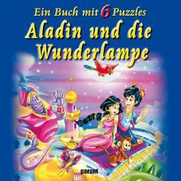 Aladin und die Wunderlampe - Puzzlebuch