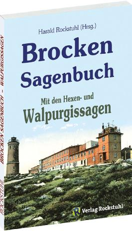 Brocken Sagenbuch