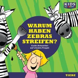 CD WISSEN Junior - Warum haben Zebras Streifen?